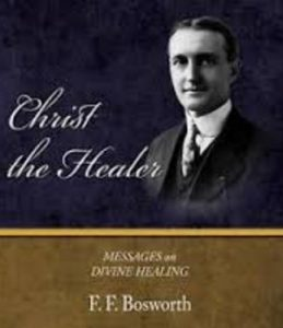 christ the healer bosworth pdf 1924